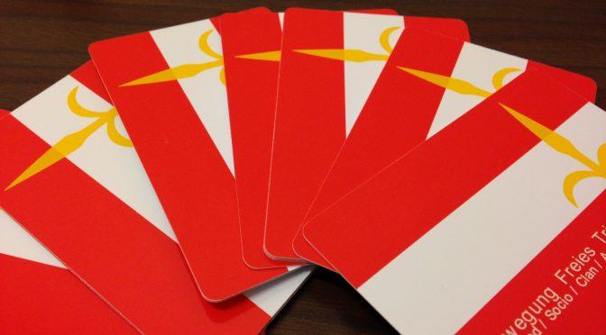 Bewegung-Freies-Triest-Mitgliedskarten