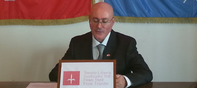State of the Free Territory of Trieste address on the 70th Independence Day